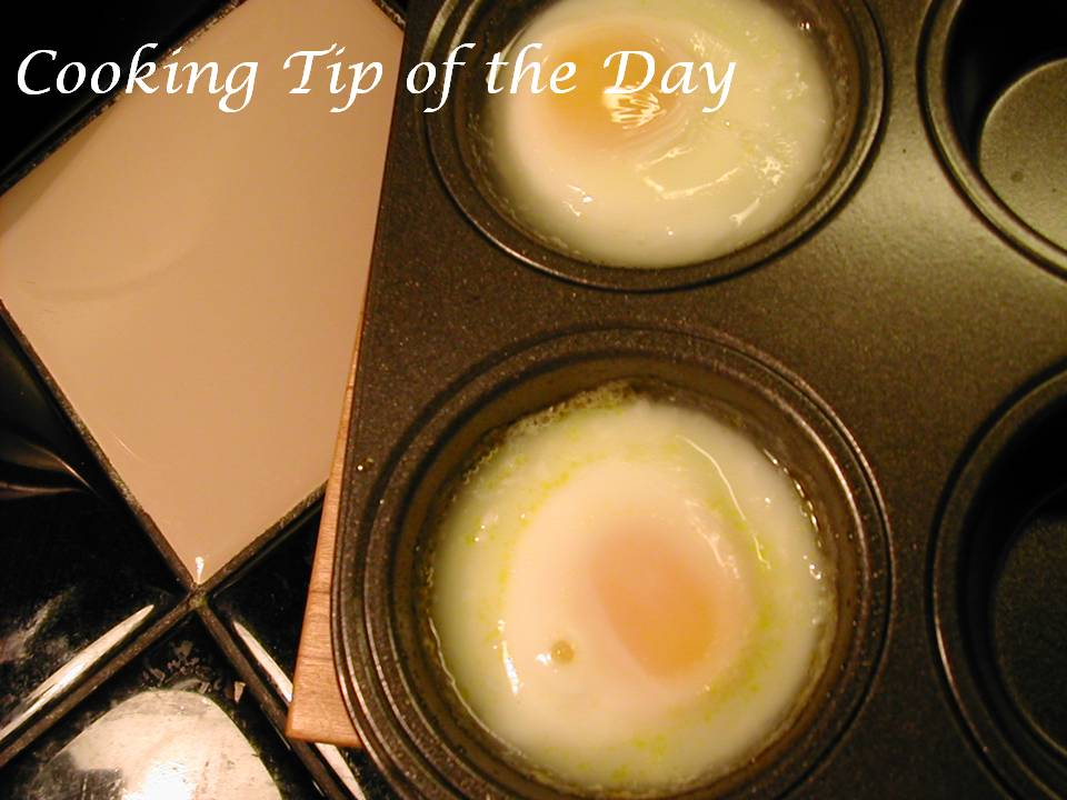 How To Cook Poached Eggs In A Combi Oven