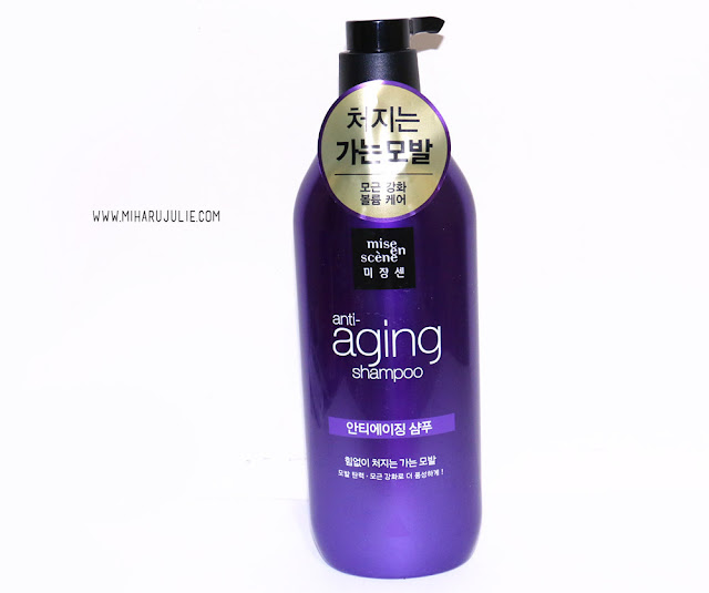 anti aging shampoo hermo id