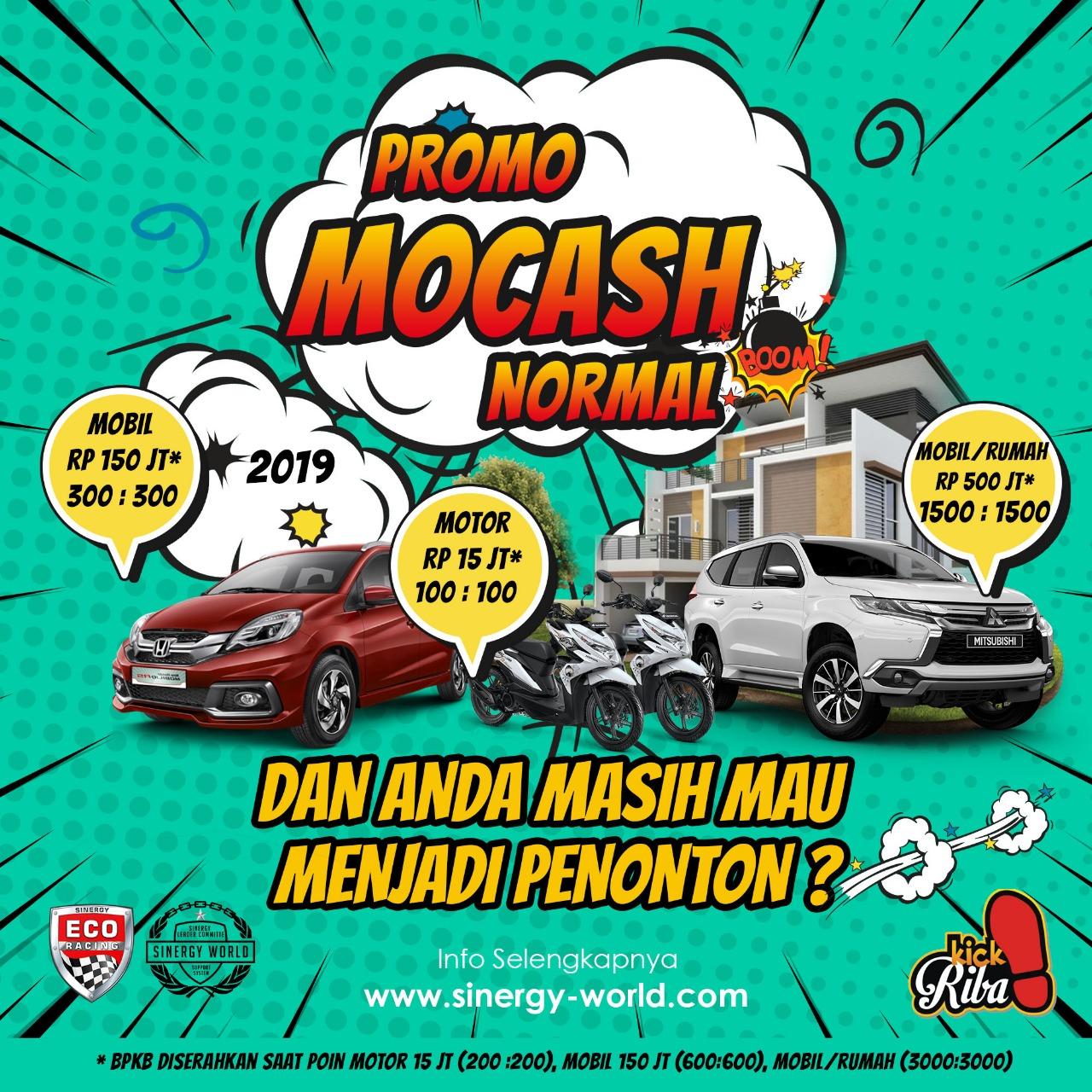 PROMO MOCASH NORMAL