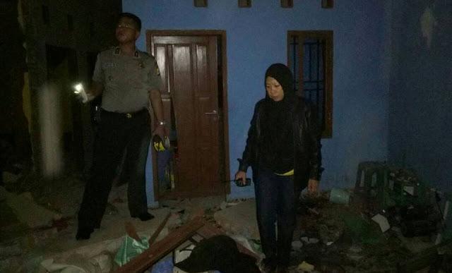 Tabung Gas di Makassar Meledak, Tiga Orang Jadi Korban
