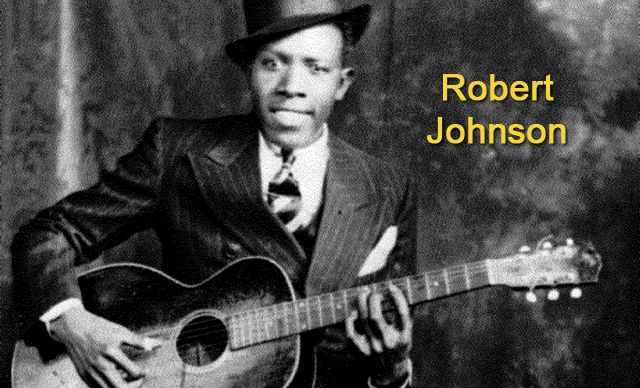 Bluesman Robert Johnson