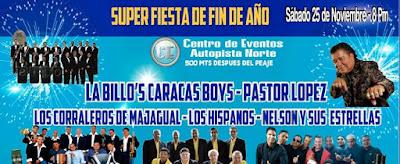 SUPER FIESTA DE FIN DE AÑO 2017 Bogota