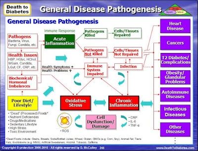 General Disease Pathogenesis
