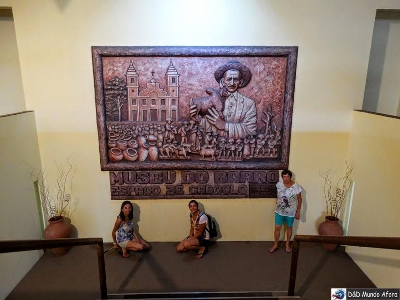 Museu do Barro Zé Caboclo - Caruaru PE