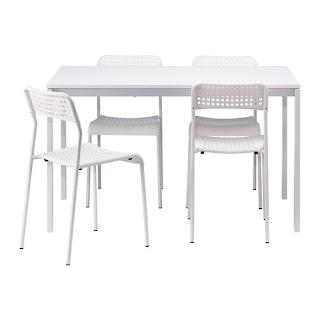 reformas en valencia mesa sillas cocina ikea