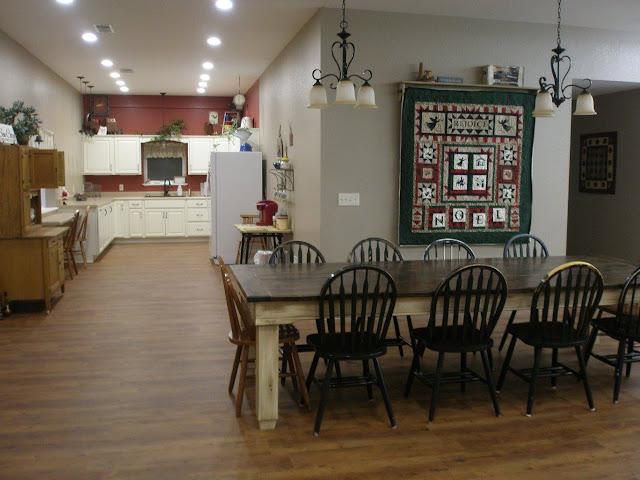 Sew Cozy Quilt Lodge - Wakefield, Kansas