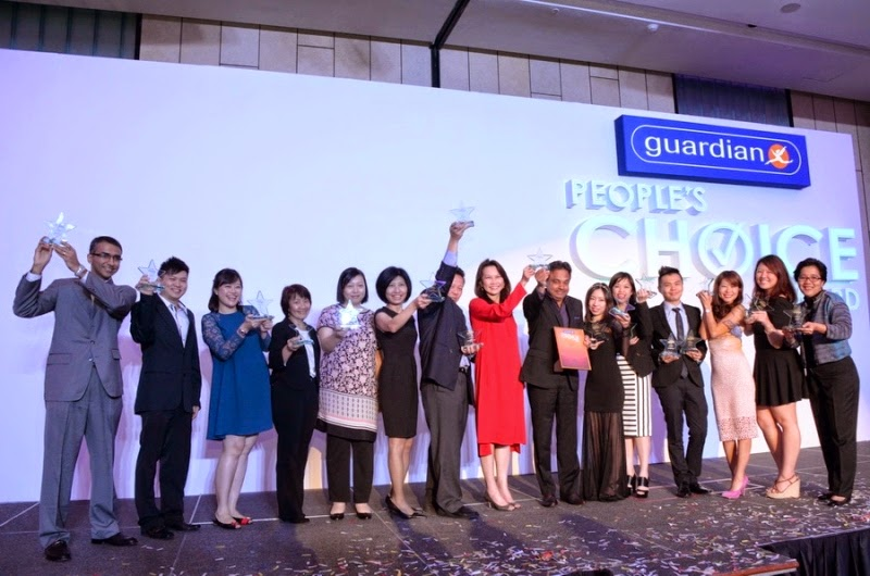 Guardian People's Choice Award & Teens Choice Award 2014, Guardian People's Choice Award & Teens Choice Award 2014 Ceremony, Buka Puasa, Aloft Kl Sentral, Guardian Malaysia