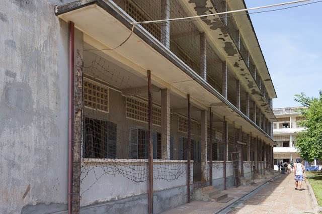 things to do in cambodia tuol sleng genocide museum phnom penh