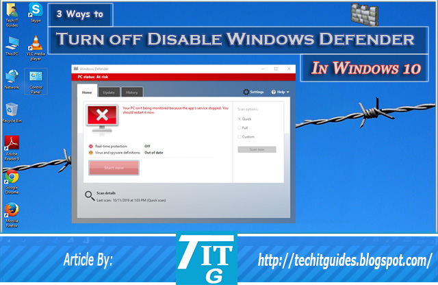 3-Ways-to-Turn-off-Disable-Windows-Defender-in-Windows10