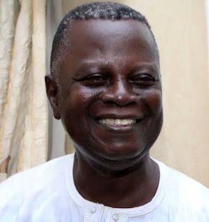 Ex-Minister Rasheed Gbadamosi Is Dead
