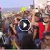 مالم تنشره قناة دوزيم عن مسيرة الحسيمة .. منظر رهيب مع سمفونية الحراك بصوت الحنجرة الذهبية نبيل أحمجيق