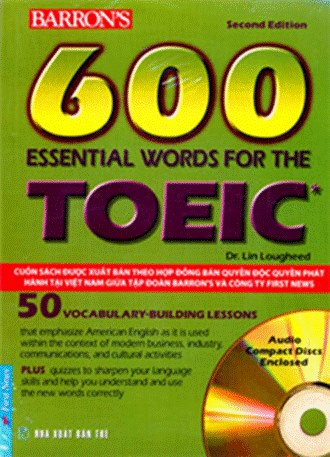600 essential words for the toeic 2nd edition, english