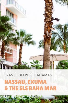 Bahamas Travel Diaries Pinterest