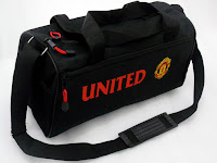Jual Tas Travelling Travel Bag Manchester United