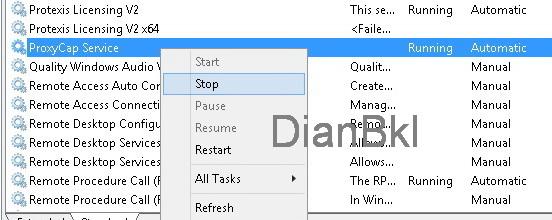 "dianBLOGues Art IT: Mengatasi ""Registration Failed"" pada"