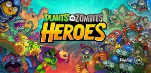 Download Plants vs. Zombies Heroes MOD APK Terbaru