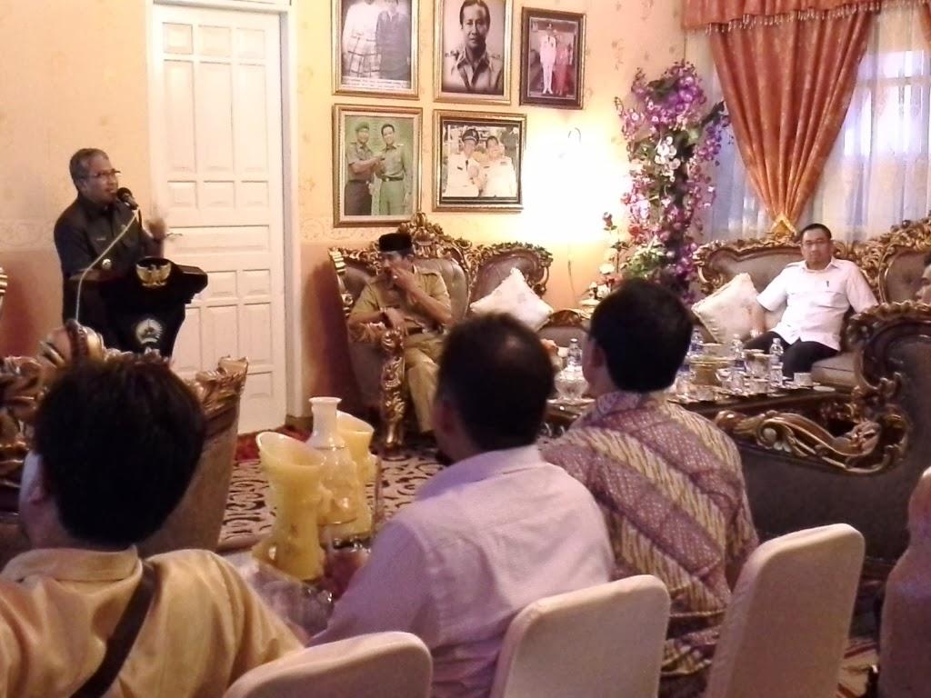 Staf Bupati Bantaeng: Bupati Bone Bolango Berkunjung ke