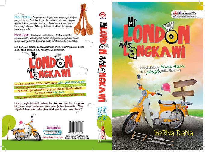 Review~ Mr London Ms Langkawi