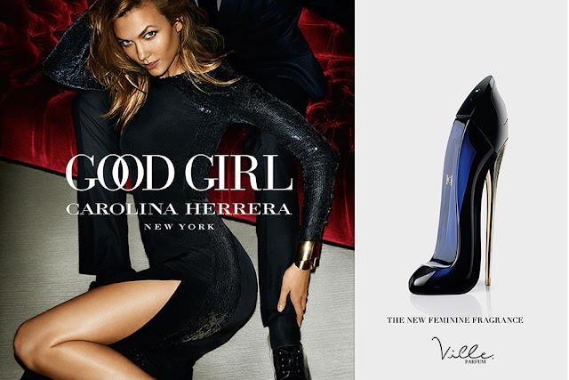 GOOD GIRL, a nova fragrância feminina que envolve e inspira a mulher moderna