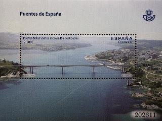 PUENTE DE LOS SANTOS, RIBADEO