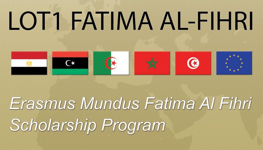 Erasmus Mundus Fatima Al Fihri Scholarship Programme