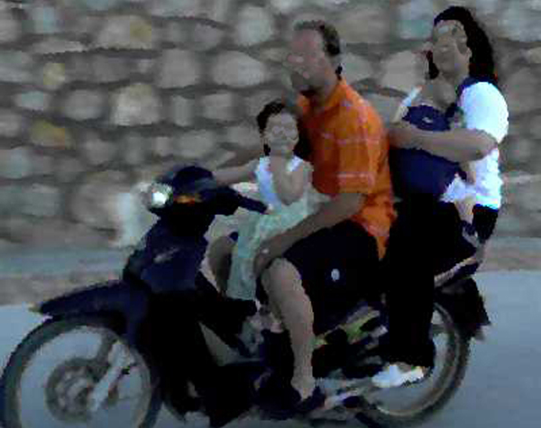 Ηγουμενίτσα: Πιάνουν τόπο οι εντατικοί έλεγχοι για κράνος και ζώνες ασφαλείας
