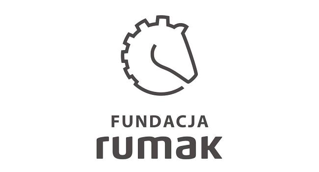 Logo Fundacji Rumak