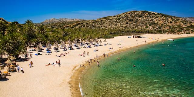 Praia Vai, Creta
