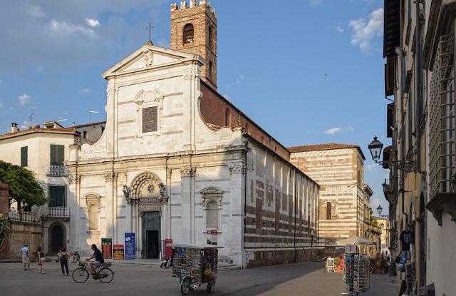 Chiesa e Battistero di San Giovanni e Santa Reparata em Lucca