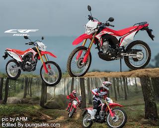 Harga-Honda-CRF-150-Indonesia