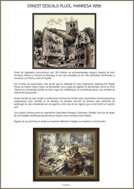 TRABAJO-PINTURA-ARTE-ESTUDIOS-OFICIOS-RELOJERO-CUADROS-ARTISTA-PINTOR-ERNEST DESCALS