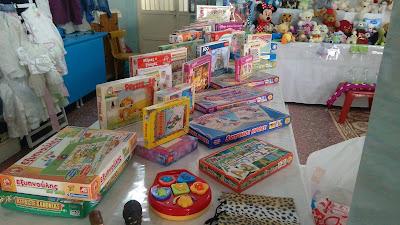 Δωρεάν παιχνίδια και βιβλία σε παιδιά θα διαθέσει ο Ιερός Ναός της Ευγγελλίστριας Ναυπλίου