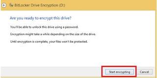 Memberi Password Pada Flashdisk