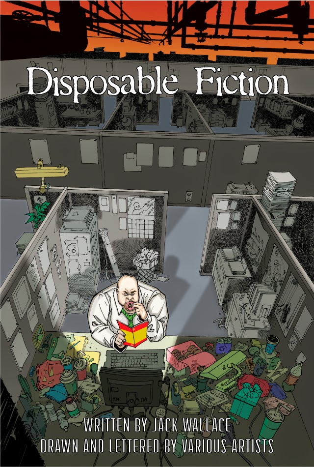 Review of Disposable Fiction by Jack Wallace et al.
