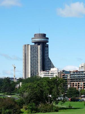 hôtel Concorde à Québec