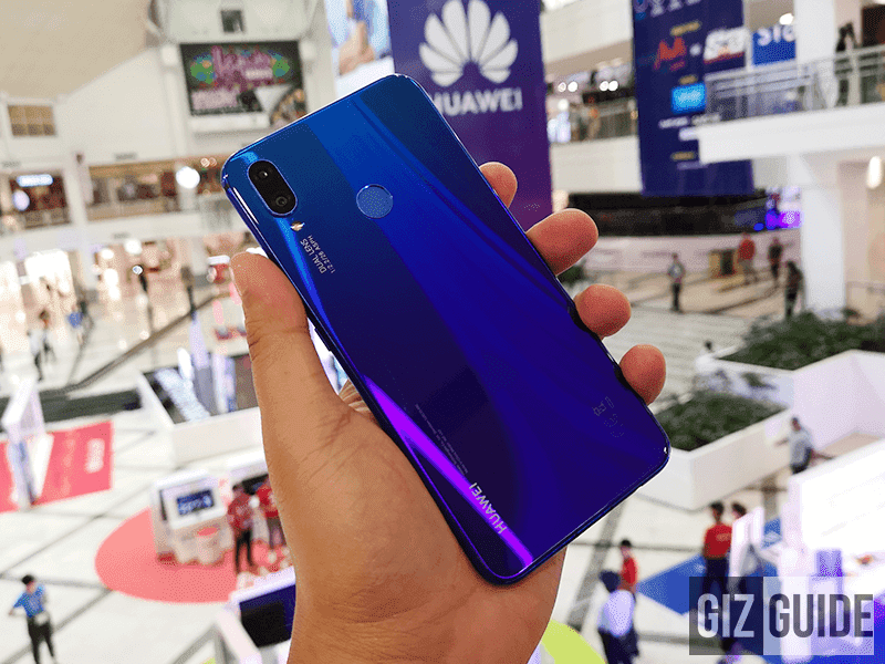 Huawei Nova 3 and 3i - 21,710 hits as of writing