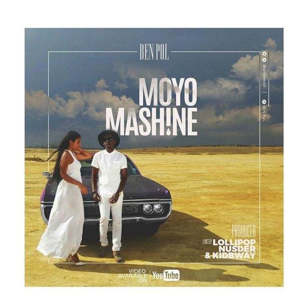 Ben Pol - Moyo Mashine (Lyrics)