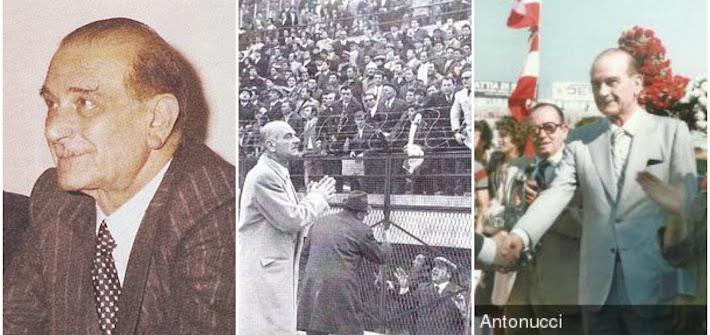 40 anni senza Angelo De Palo, Presidente e tifoso della Bari