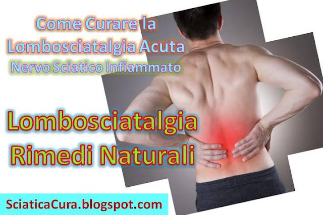 Come curare la sciatica con rimedi naturali - 6 passi