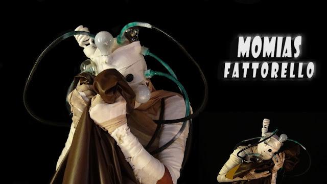Momias Fattorello © Mario Fattorello 2018