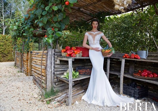 Berta Brautkleider Kollektion 2015