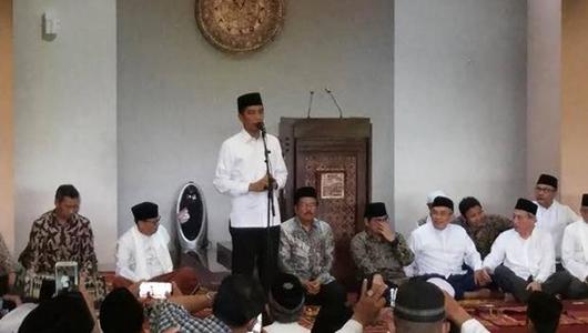 Jokowi Bicara Soal Hoaks, PKI, hingga Minta Didemo