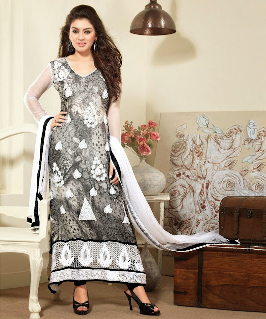 SIMPLE SALWAR SUITS FOR GIRL