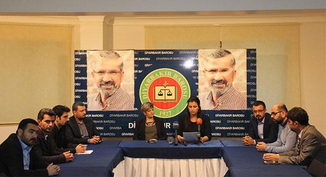 Diyarbakır Barosundan hak ihlalleri raporu