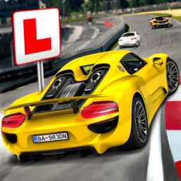Download Permainan Driving School Test Car Racing APK Version 1.2