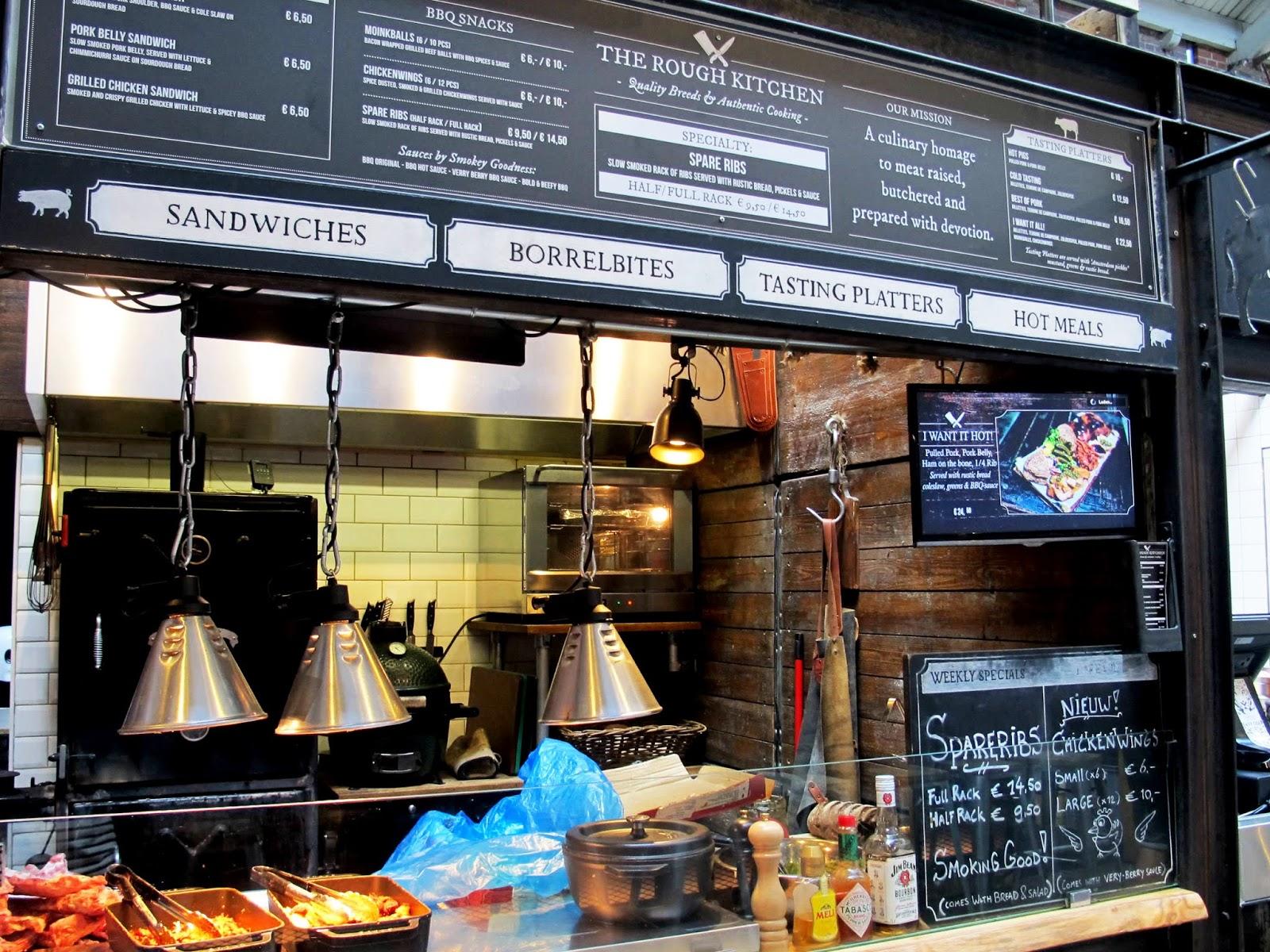 food amsterdam