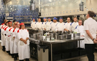 Hell's Kitchen Season 12 contestants