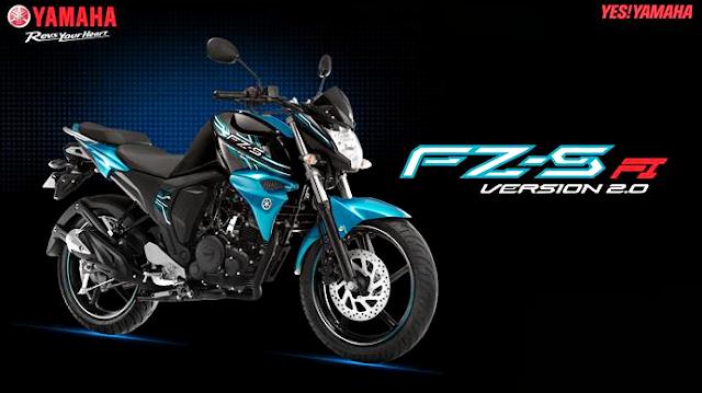 Foto Yamaha FZ-S FI Disinyalir Akan Menjadi Yamaha Byson FI 2015 di Indonesia