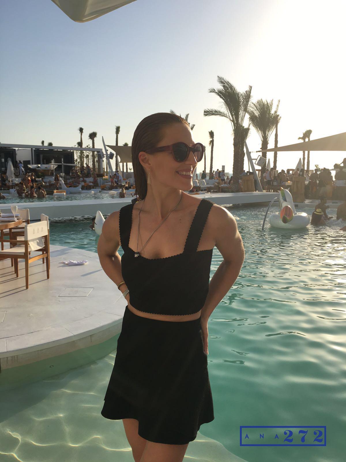 Ana Rita Clara De Biquini No Dubai 2016 - Boaspt -6046