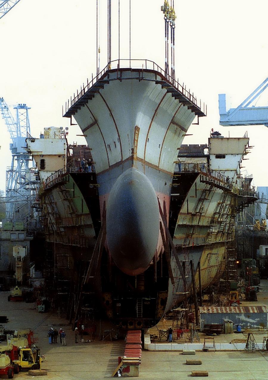 Заважкий якір, або чи можна відродити кораблебудування